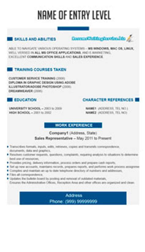 2015 best professional resume format resume template 2017
