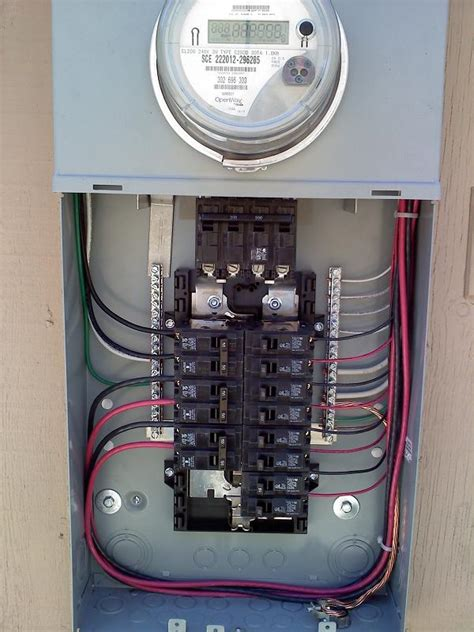 electrical panel upgrade service repair