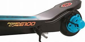 Power Core E100 Electric Scooter Aluminum Deck
