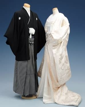 Traditional Japanese Wedding Kimono by Traditional Japanese Kimono That A Groom And A Wear