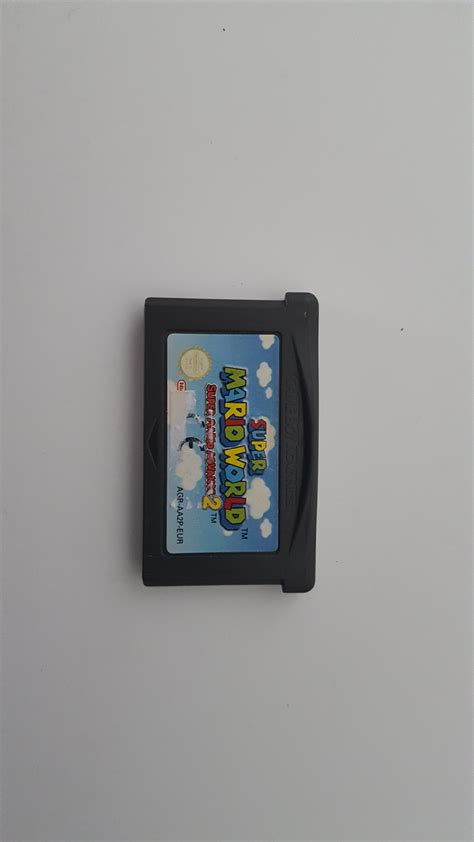 Super Mario Advance 2 Nintendo Gameboy Advance Toy2toy