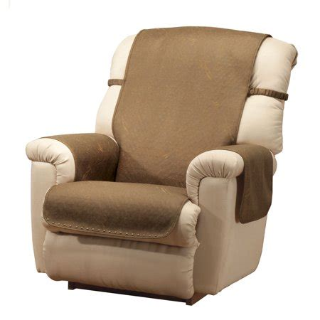 Leather Chair Covers For Sale by Leather Look Recliner Chair Cover Walmart