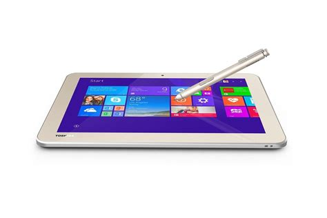 toshiba unveils new affordable windows tablets with wacom