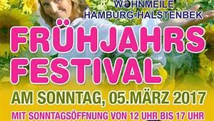 Verkaufsoffener Sonntag Schwenningen 2017 : programm verkaufsoffener sonntag 05 m rz 2017 in der wohnmeile hamburg halstenbek ganz hamburg ~ Buech-reservation.com Haus und Dekorationen