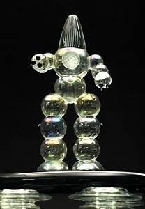 Sci Fi Lighting Custom Glass Robot Sci Fi Sculpture By Cornerstone