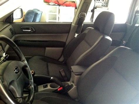 manual repair autos 2004 subaru forester interior lighting sell used 2004 subaru forester xt full sti swap with 6 speed transmission in winter springs