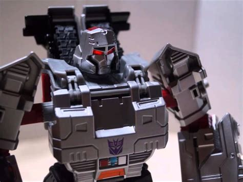 Transformers G1 Stop Motion Test Mp10 Optimus Prime Vs