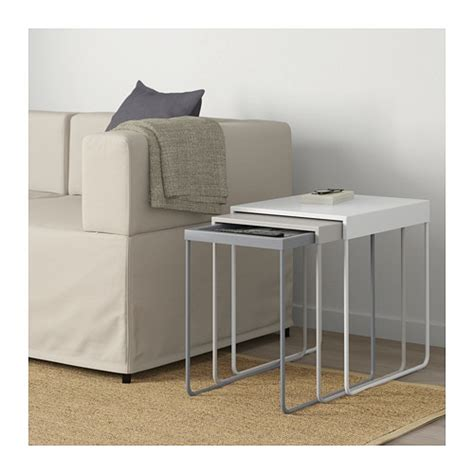 Granboda Nesting Tables, Set Of 3 Ikea