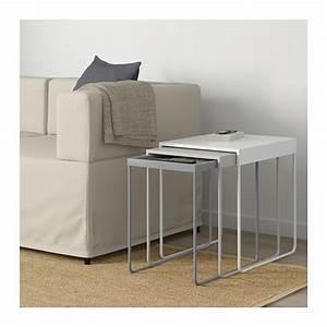 Tables Gigognes Ikea : granboda tables gigognes 3 pi ces ikea ~ Teatrodelosmanantiales.com Idées de Décoration