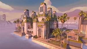 A Look At The New Overwatch Map Oasis