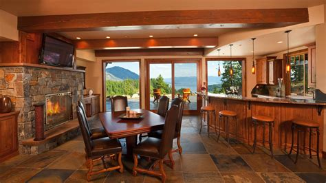 idaho mountain style home mountain architects