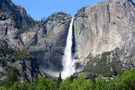 Year Old Swept Off Foot Nevada Falls Yosemite