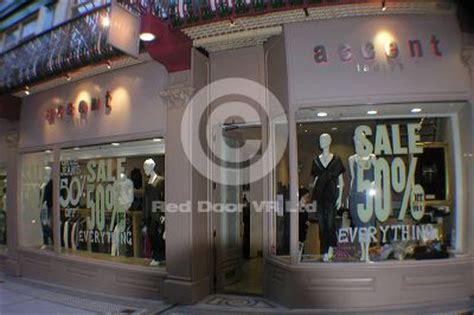 accent ladies leeds clothes store shopping  city