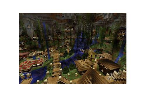 Minecraft underground survival map download 1 8 :: brubamcejour