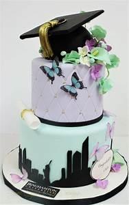 Purse Designs Graduation Cakes Nj Slated Cap And Sugar Flowers Custom