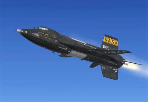 X 15 Rocket Plane Top Speed