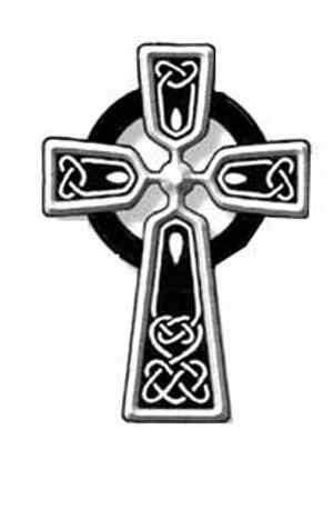 Irish Cross Tattoo | Tattoo Ideas | Celtic cross tattoos, Cross tattoo designs, Irish tattoos