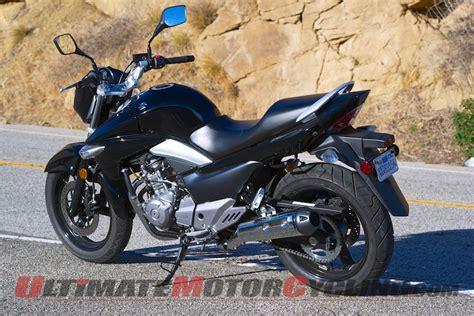 2013 Suzuki Gw250 Urban And Sport Motorcycle Test