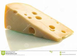 Slice Of Cheese Royalty Free Stock Photos - Image: 4694248