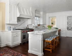 how to design a kitchen island with seating east coast white traditional kitchen denver by