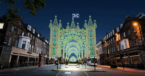 the ultimate guide to edinburgh s christmas 2016 daily