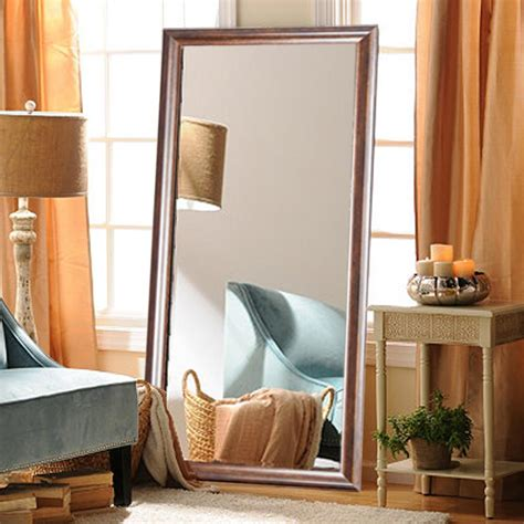 vintage copper hill full length floor wall mirror bmt