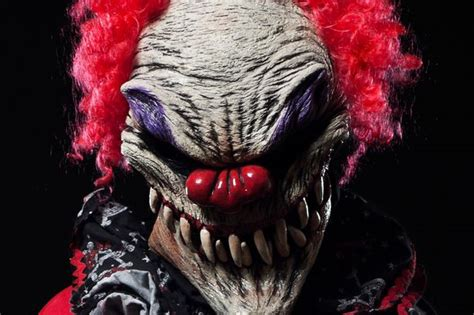The Reasons People Are So Scared Of Clowns Theres Quite