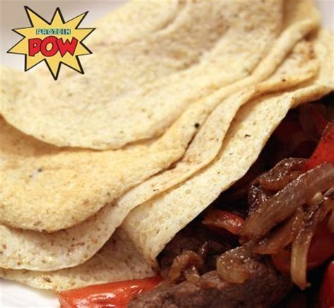 Low-Carb Protein Tortillas