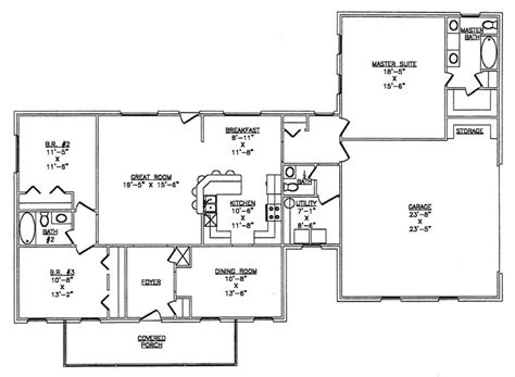 Metal 40x60 Homes Floor Plans by The Lth033 Lth Steel Structures