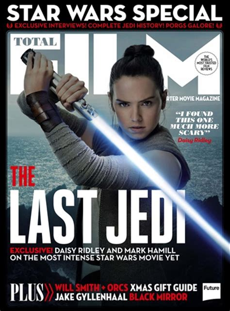 Total Film Magazine - January 2018 Subscriptions | Pocketmags