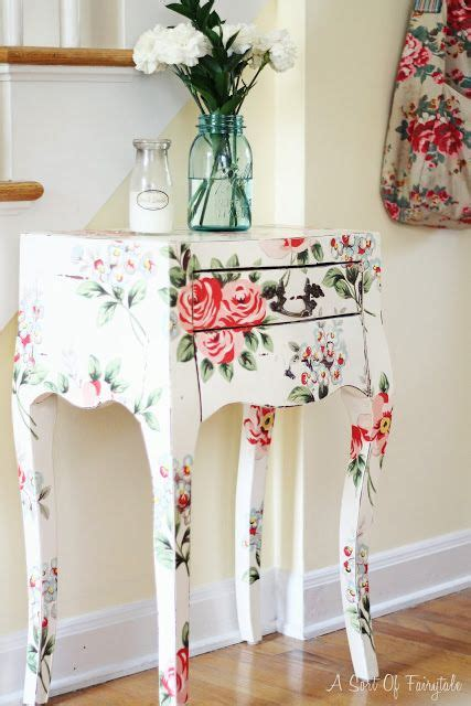 Mod Podge Kitchen Table by Como Fazer Decoupage Em M 243 Veis Mania De Decora 231 227 O