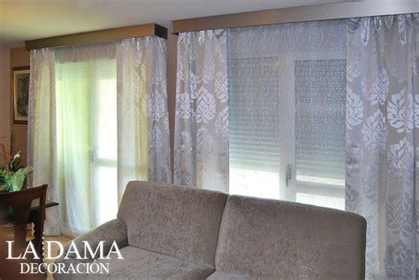bandos cortinas cortinas con estores las claves para combinarlas la