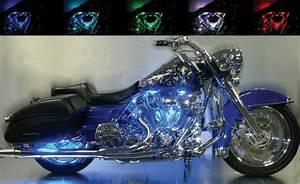 Harley davidson led lights tail turn signals