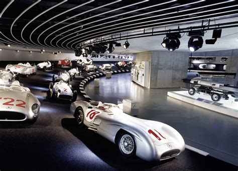 mercedes benz museum amazing pictures from the mercedes benz museum car news