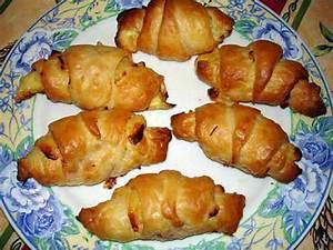 Mini Croissant Apéritif : recette de mini croissant au boursin et jambon ~ Melissatoandfro.com Idées de Décoration