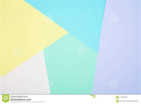 abstract creative colorful pastel paper  background