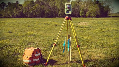 deals land surveying