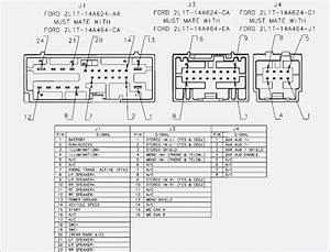 2003 Mustang Stereo Wiring Diagram