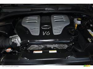 2007 Kia Sorento Lx 4wd 3 8 Liter Dohc 24 Valve V6 Engine