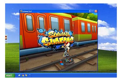 download subway surfers cairo for pc