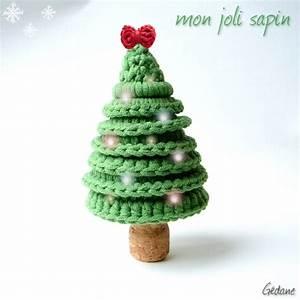 Rideaux Vert Sapin : sapin au crochet g dane bretzels ~ Teatrodelosmanantiales.com Idées de Décoration