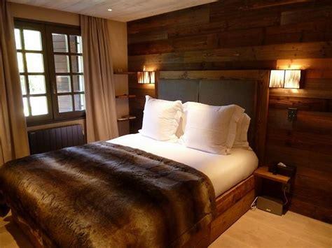 deco chambre montagne décoration chambre bois montagne exemples d 39 aménagements