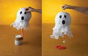 Bastelideen Für Halloween : basteln mit pappmache zu halloween 5 tolle ideen mit anleitung ~ Whattoseeinmadrid.com Haus und Dekorationen