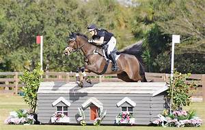 Boyd Martin and Trading Aces Win the Wellington Eventing ...