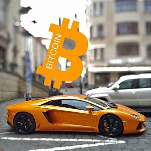 Buy Lamborghini with Bitcoin In our Cryptocurrency Marketplace