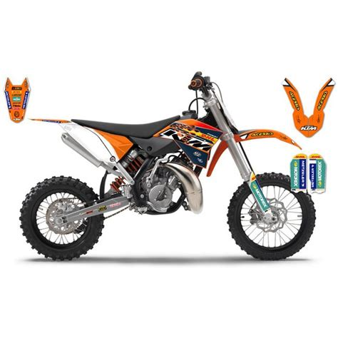 kit deco ktm 65 sx 17 best images about kit deco on honda shops and bud