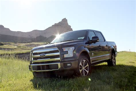 luxury ford trucks review 2015 ford f 150 king ranch luxury bestride