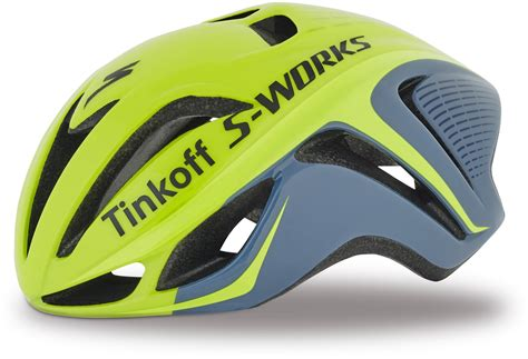 Specialized S Works Evade Tinkoff Team Helmet 2017 £109
