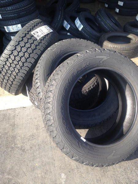 goodyear wrangler  adventure tires tacoma world