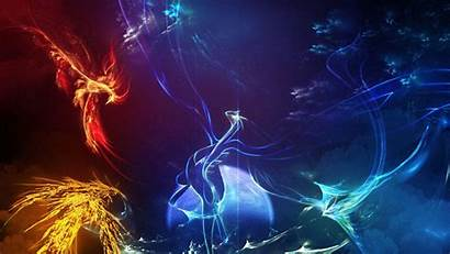 Lugia Wallpapers Pokemon Background Awesome Fire Legendary